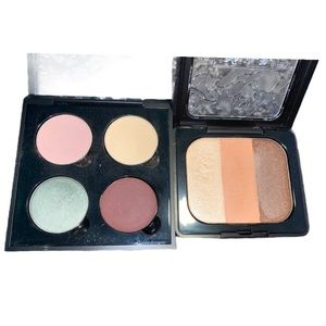 BUNDLE of 3 Neutral eyeshadow palettes